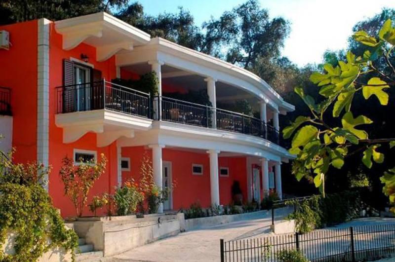 Appartementen Villa Orange - Parga - Preveza